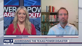FOX 7 Discussion: Addressing the Texas power disaster