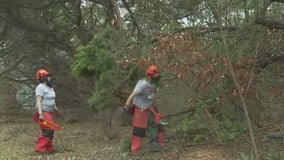 Team Rubicon helps Leander residents clean up after historic storm