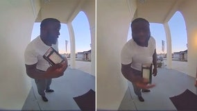 Lost wallet returned to Florida woman by unidentified man