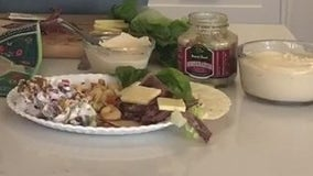 Roast beef wraps recipe from FOX 7 Austin's Tierra Neubaum