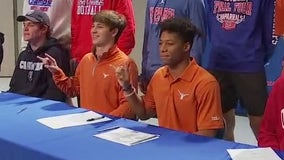 Westlake HS football standouts headed to University of Texas