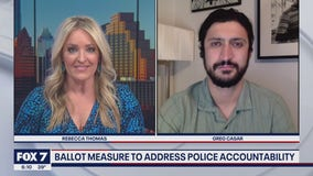 FOX 7 Discussion: Casar on police oversight ballot measure