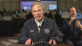 Abbott delivers address on power outages, winter weather response