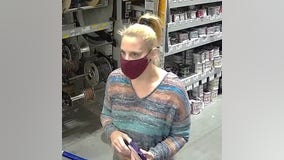 Leander police asking for help identifying suspect in Lowes theft