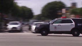 LAPD investigating claim of George Floyd Valentine-style photo passed around department