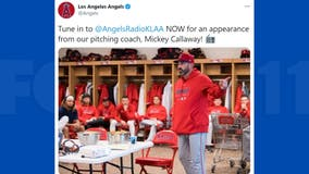 Angels pitching coach Mickey Callaway suspended following sexual misconduct allegations
