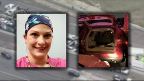 Nurse escapes crushed car in deadly Fort Worth pileup, continues walking to work