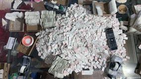 DEA finds $12M in Queens heroin drug mill