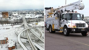 Winter storm instead of tropical storm: 90 TECO lineworkers head to Louisiana to restore power