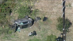 Tiger Woods car crash: Messages of love and support for injured golf pro light up social media