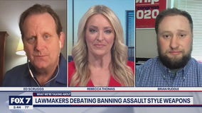FOX 7 Discussion: Lawmakers debating assault-style weapons ban