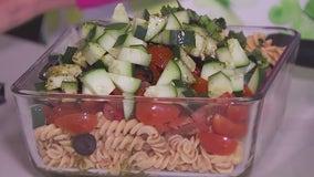 Italian pasta salad recipe from FOX 7 Austin's Tierra Neubaum