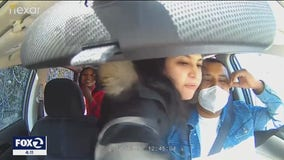 Woman wanted for assault on SF Uber driver arrested in Vegas, other suspect to turn herself in