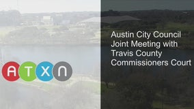 Travis Co. Commissioners Court and Austin City Council special joint session - 3/2/21