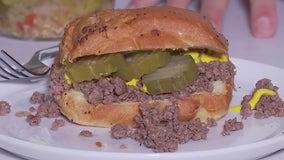 Loose meat sandwich recipe from FOX 7 Austin's Tierra Neubaum