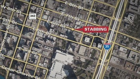 Suspect arrested after stabbing in downtown Austin