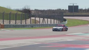 Goodyear Tire Test Day at Circuit of the Americas