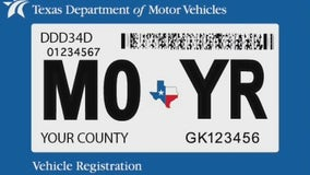 Texans need to renew vehicle registration, apply for titles by April 14