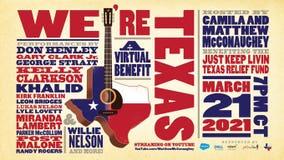 Matthew McConaughey announces virtual benefit to help Texas