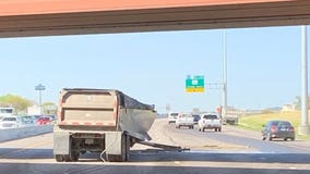 Northbound I-35 shut down at Old Settlers Blvd due to wreck