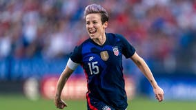 'We're with so many women': Megan Rapinoe testifies before Congress about soccer team's equal pay lawsuit