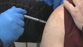 Kelley Reeves Athletic Complex stopping vaccinations early due to weather