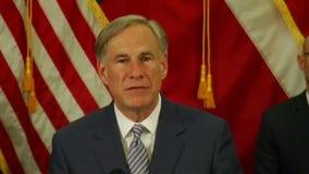 Texas Gov. Greg Abbott discusses election integrity legislation