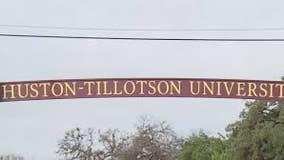 Frost Bank, Spurs Give award Huston-Tillotson University $100K grant