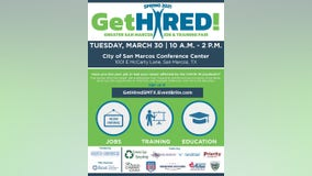 Greater San Marcos Partnership hosts Spring 2021 job fair