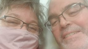 'We planned his funeral': Husband with COVID-19 beats the odds and wakes up after 7-week coma