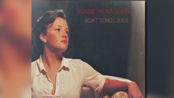 Tuning in with Bonnie Montgomery's 'Boat Songs'