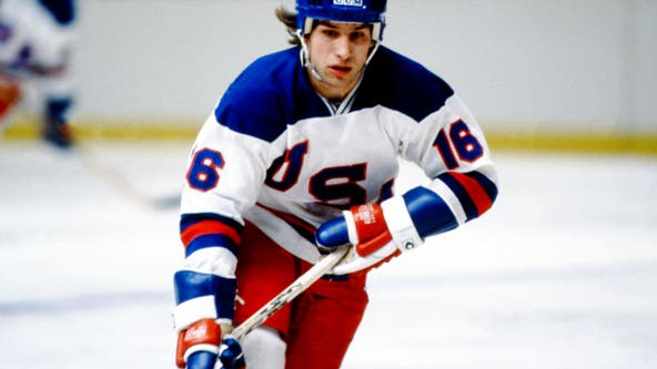 Former 'Miracle on Ice' hockey star Mark Pavelich passes away