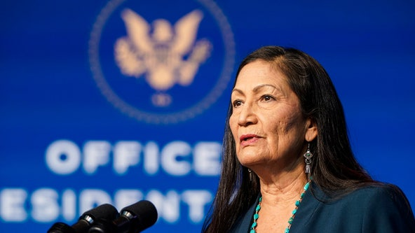 Deb Haaland nomination for interior secretary approved by key panel, moves to full Senate