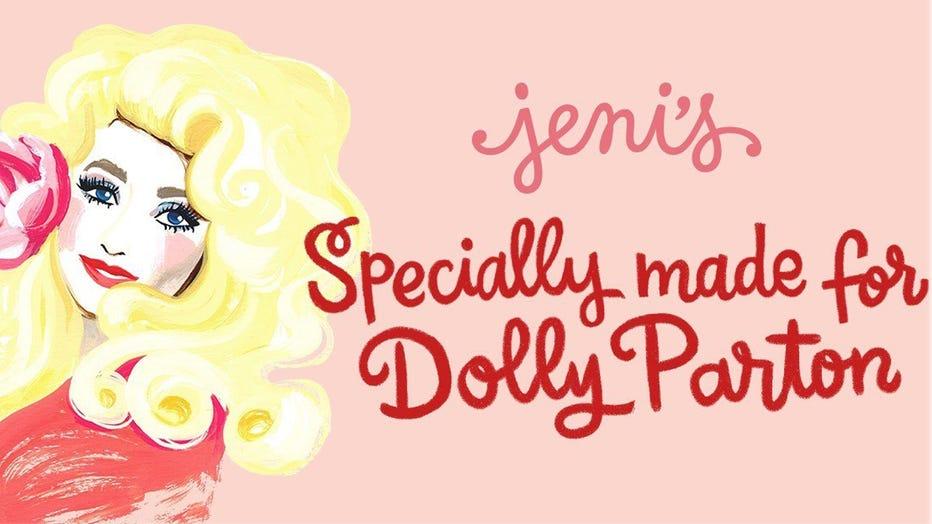 Dolly PArton 16x9