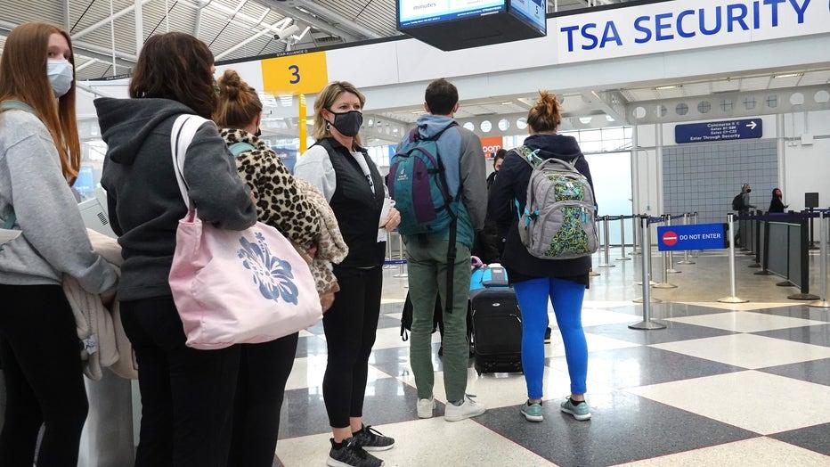 TSA Records Most Passenger Screenings Since Beginning Of Pandemic