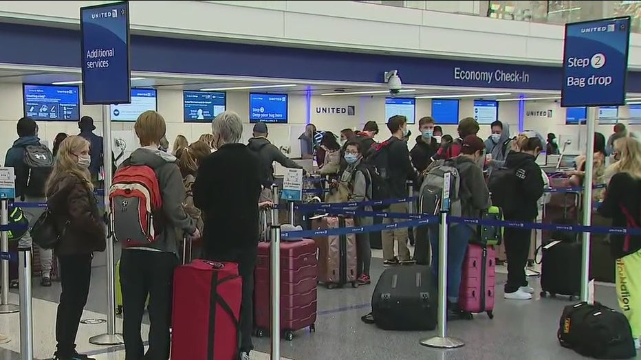 Officials have been watching the trends closely, and they say since last month they have seen a major uptick in passengers returning to the airport.