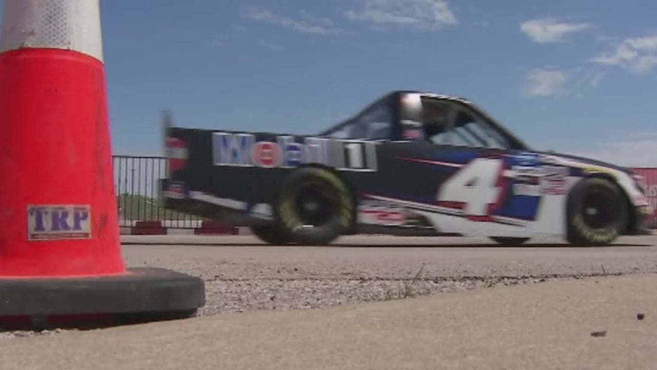 NASCAR drivers promoting upcoming Cup Series race in Austin