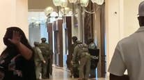 Standoff at luxury resort in Honolulu ends when man kills self, local media reports