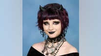 Meet the goth teen from Long Island whose yearbook photo went viral