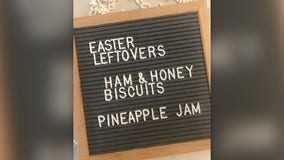 Good Day Cooks: Easter leftovers