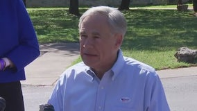Gov. Abbott casts ballot in city of Austin local election
