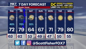 Evening weather forecast for April 14, 2021