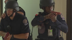 Camp Mabry conducts active shooter training drills
