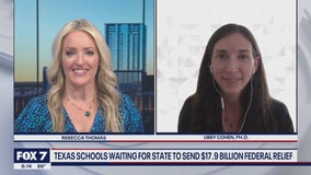 FOX 7 Discussion: Schools waiting on state to send $17.9B in federal relief