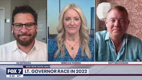 FOX 7 Discussion: Texas Lt. Governor race in 2022
