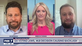 FOX 7 Discussion: Calls for NCAA to follow MLB's lead