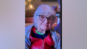Missing 89-year-old found after 24-hour search