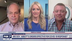 FOX 7 Discussion: Are Abbott's orders effective for COVID-19 response?