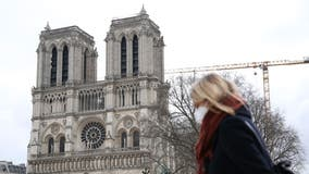 Notre Dame: '15 or 20 years' needed for restoration after fire, rector says