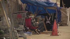 List of city-owned land options under review for sanctioned homeless camps